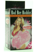 Bad Boy Buddies Body Vagina 4 Inch Pink